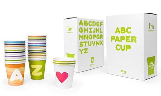 ABC paper cups 3
