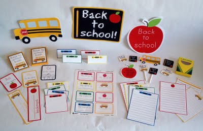 parties by hardie 2 back to school printable
