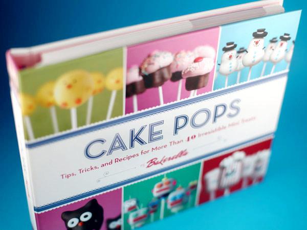 Cake Pops book signing