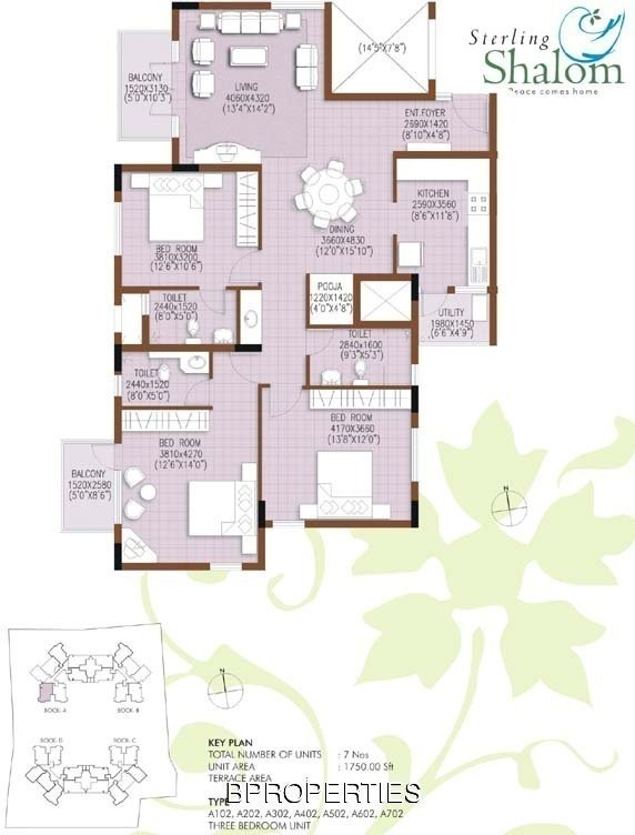 Apartment Plans In Bangalore