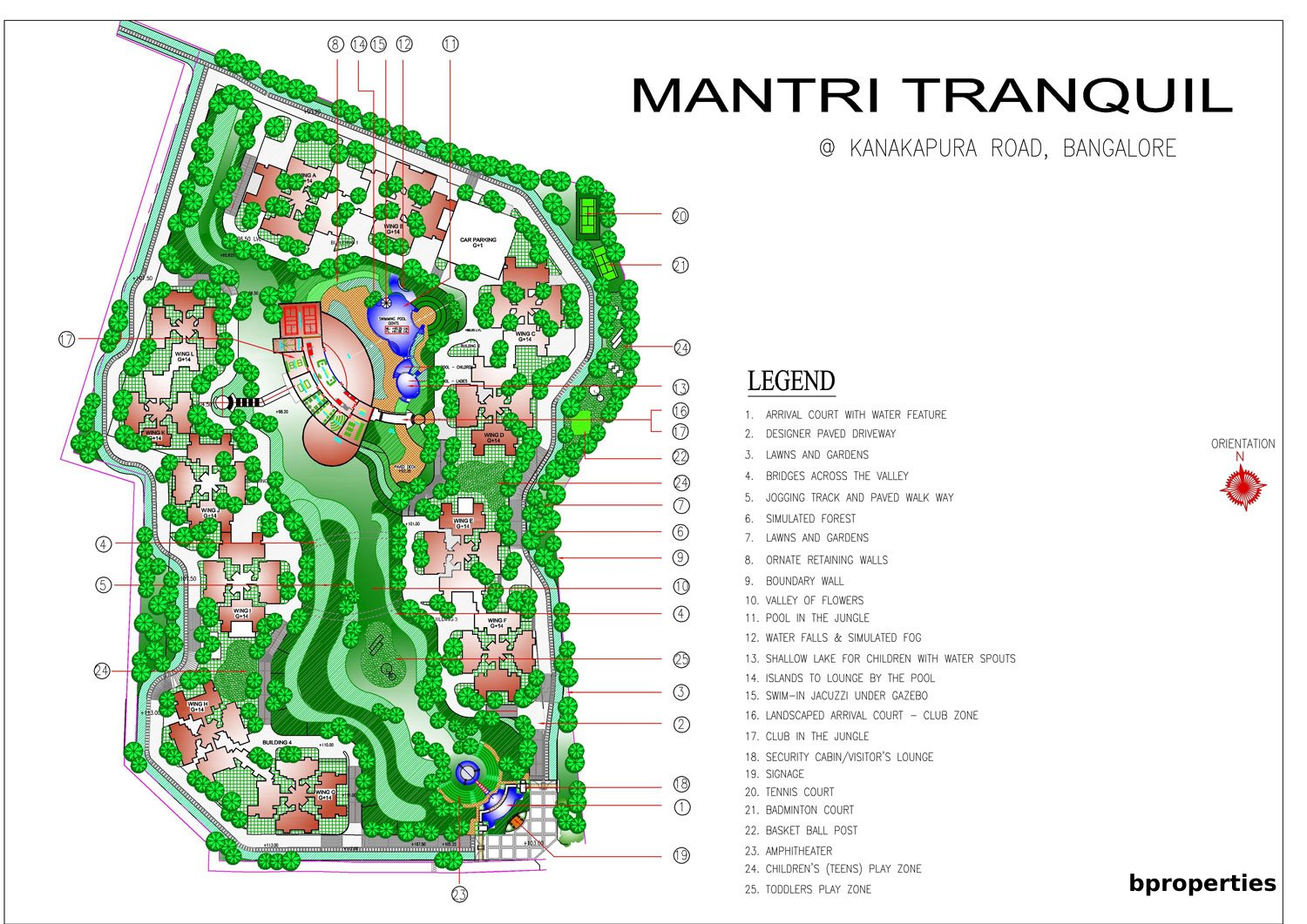 Mantri Tranquil Review