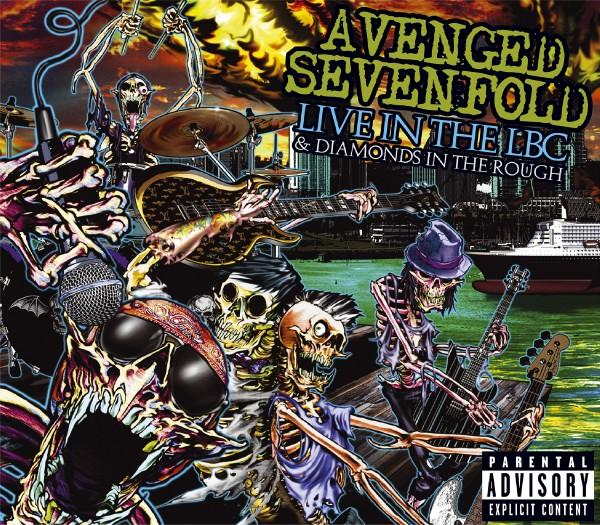 Diamonds in the Rough - Avenged Sevenfold [2008]