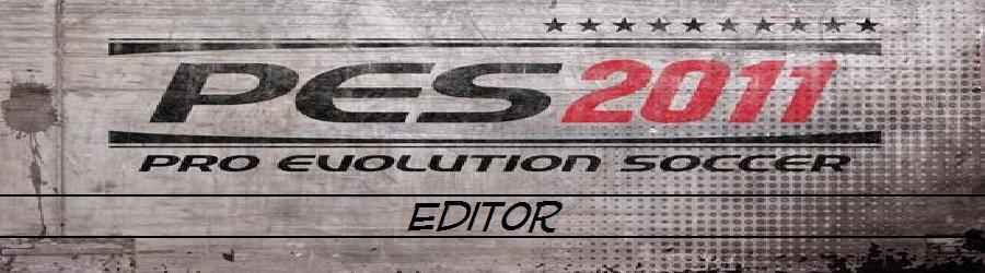 PES 2011 Editor