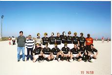 Campeão Distrital Inatel e Vencedor da Taça Amizade 2004/2005
