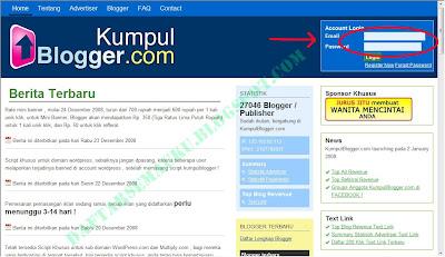 Daftrar Kumpul Blogger 2