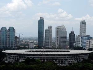 Semifinal Filipina-Indonesia Resmi di Jakarta