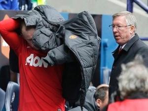 Wayne Rooney dan Sir Alex Ferguson, Ferguson: Rooney Seperti dari Planet Lain
