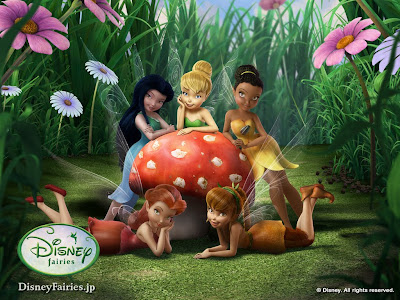 Wallpapers Of Disney Fairies. Disney Fairies■*§