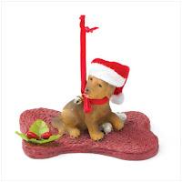 Christmas Puppy Wallpaper