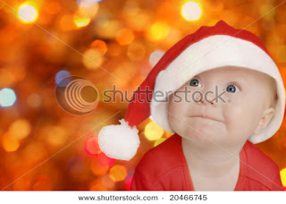 baby santa wallpaper for desktops