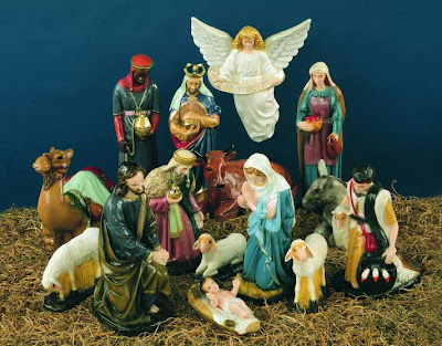 Free Nativity Wallpaper