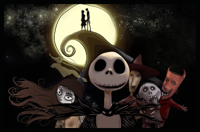 Nightmare Before Christmas Desktop Wallpaper