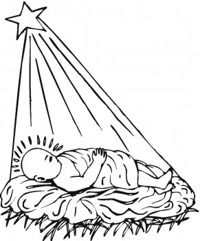 Christmas Star Coloring Pages Learn To Coloring