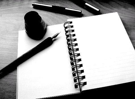 Na mente de um poeta sempre há mais linhas