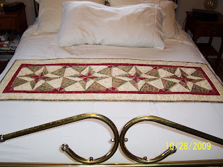 Jan Patek Quilt Patterns, Wall Hanging, and Table Runner