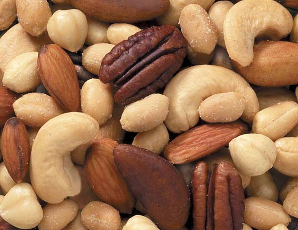 Information Nuts Seeds
