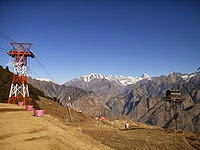 India - Tours and Travels: Joshimath / Jyotirmath, an hill station ...