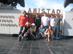 Amistad Dam