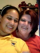 Me and Briana
