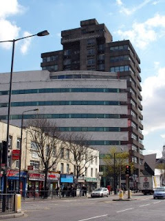 Tower Building, London Metropolitan University