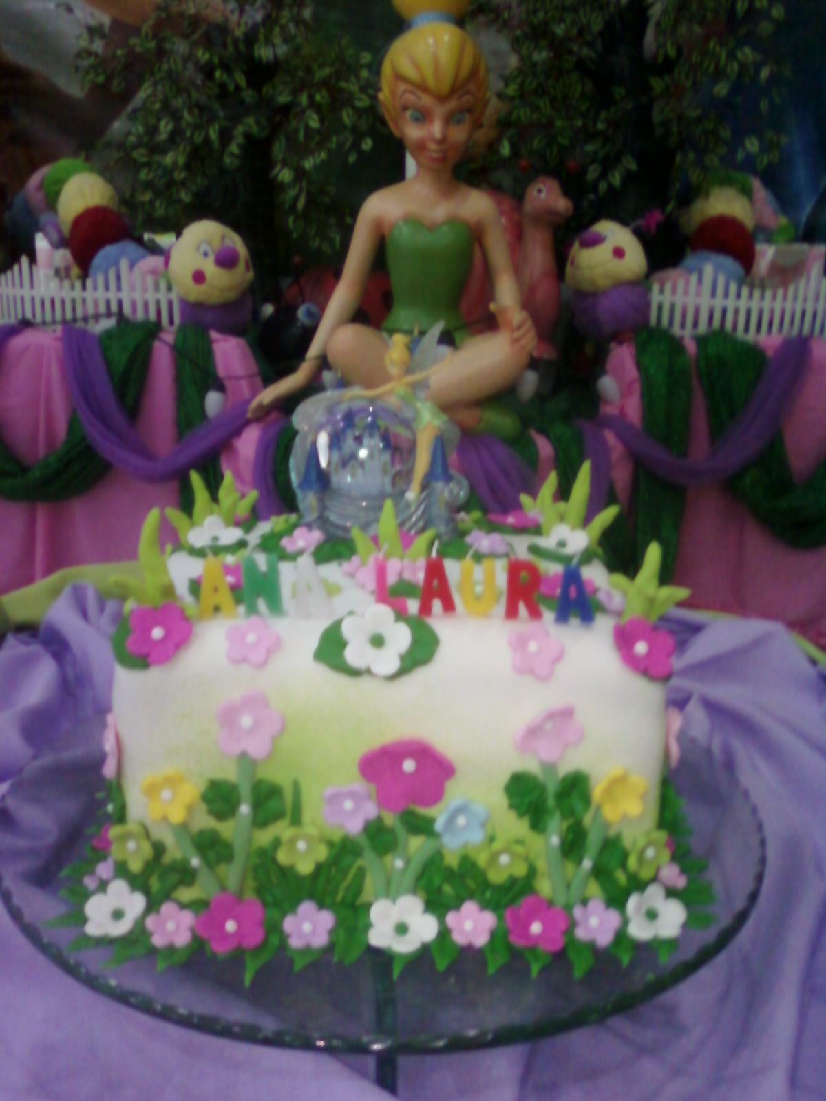Pin Bolo Tinker Bell on Pinterest