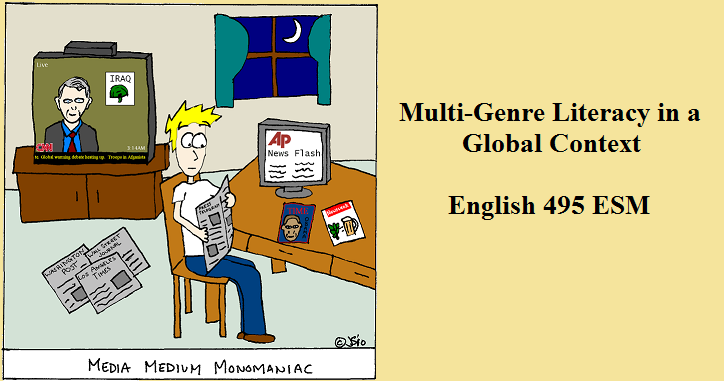 Multi Genre Literacy