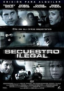 Secuestro ilegal. cine online gratis