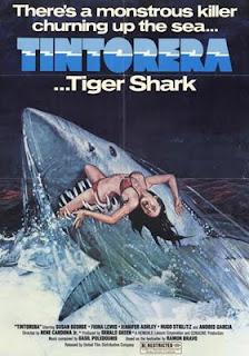 Tintorera El tiburón tigre