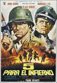5 para el Infierno (1969)