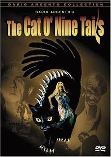 El gato de las 9 colas (1971)