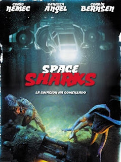 Space sharks -(Raging Sharks)