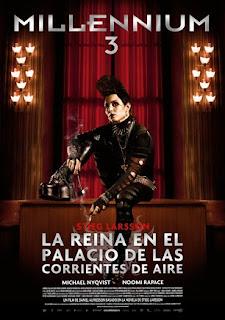 Millennium 3 La reina en el palacio de las corrientes de aire (2010)