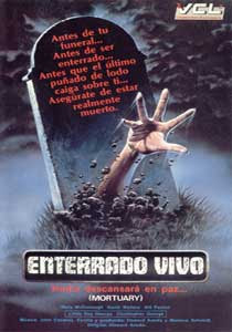 Enterrado vivo - Mortuary