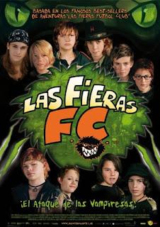 Las fieras futbol club 4: El ataque de las luces plateadas Lasfierasfc3cine-300a