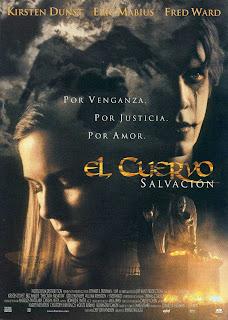 EL cuervo: Salvacion cine online gratis