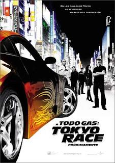 A todo gas: Tokyo Race Tokyo+race