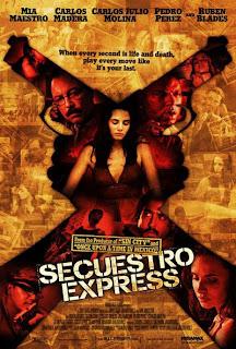 Secuestro Express cine online gratis