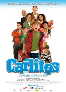 Carlitos y el campo de los sueños cine online gratis