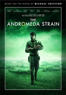 La amenaza de Andrómeda cine online gratis