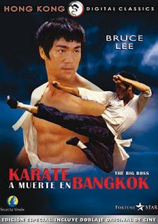 Karate a muerte en Bangkok -(artes marciales)