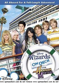 Hechiceros a bordo con Hannah Montana (2010)