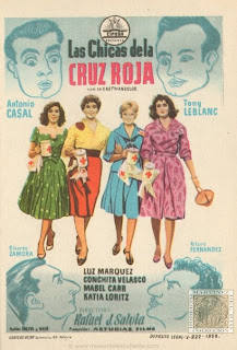 Las chicas de la Cruz Roja cine online gratis