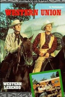 Espíritu de conquista: Western union (1941)