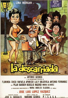 La descarriada cine online gratis