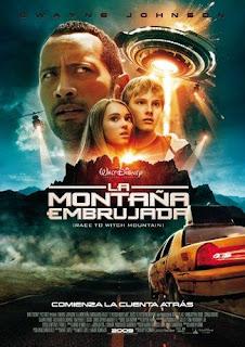La montaña embrujada cine online gratis