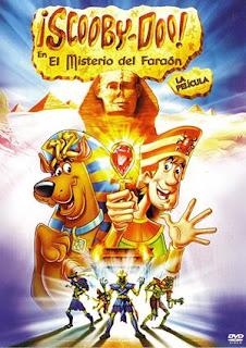 Scooby Doo en el misterio del faraon online y gratis