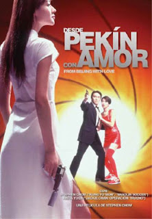Desde Pekin con amor cine online gratis