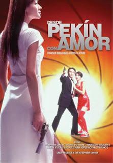 Desde Pekín con amor - (acción)