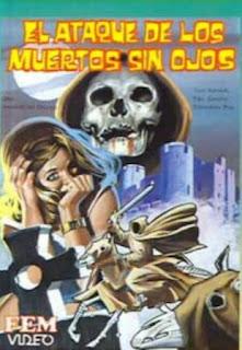 El ataque de los muertos sin ojos (1973)