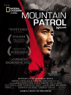 La patrulla de la montaña -(thriller)